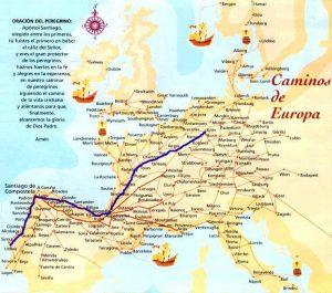 Caminos de Europa 0